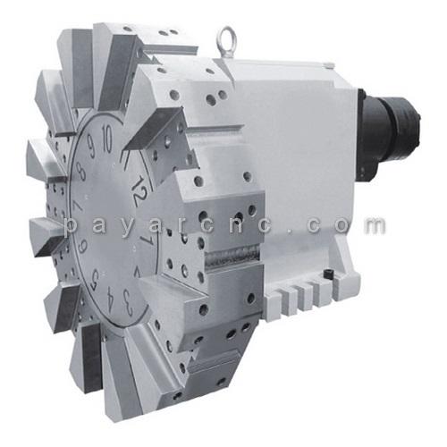 تارت ابزار گیر هیدرولیک HLT CNC