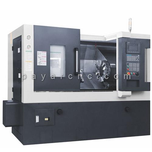 دستگاه تراش استاندارد سی ان سی CNC BL-H50T/TC/TY