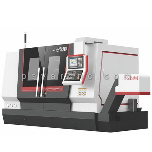 دستگاه تراش سی ان سی استاندارد CNC BL-H50L/LC